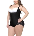 Plus Size Waist Slimming Butt Lifter Body Shaper Shapewear Bodysuit
